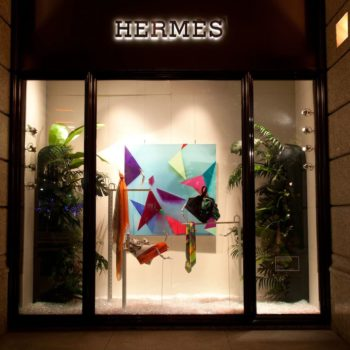 Joy Chang  – Hermès collaboration