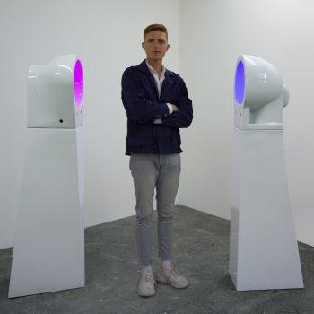 Oliver Cain wins Eden Arts Art Schools Award – 2019