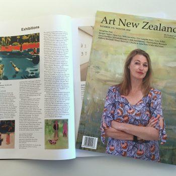 Billy McQueen:  Exhibition Review |   Art New Zealand