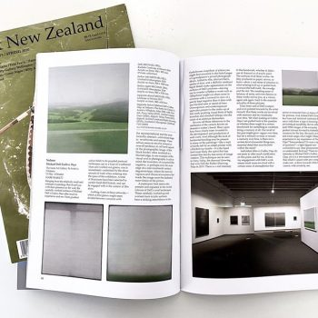 Michael Dell: Exhibition Review | Art New Zealand