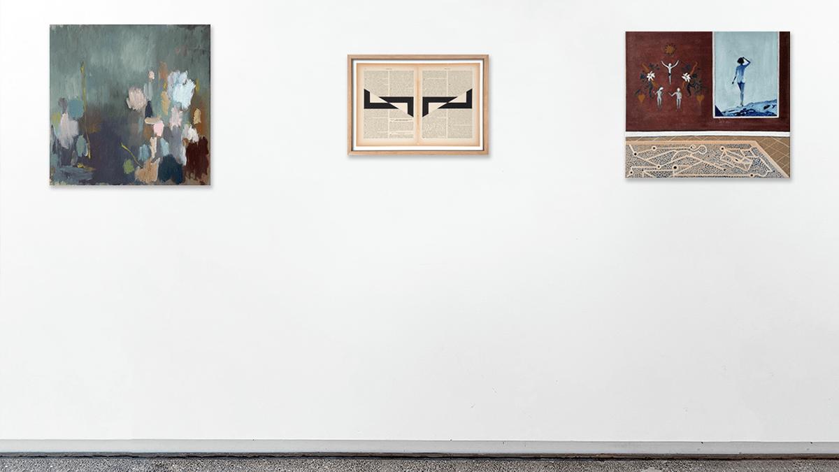 CAUGHT UP IN CIRCLES   Tori Beeche, Andrea Bolima & Marinda Vandenheede